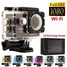 GOLDFOX SJ4000 STYLE 1080P FULL HD 12MP Action Camera wifi Sport Camera 1080P HD kamera sj4000 mini camera sport DV car DVR Mode
