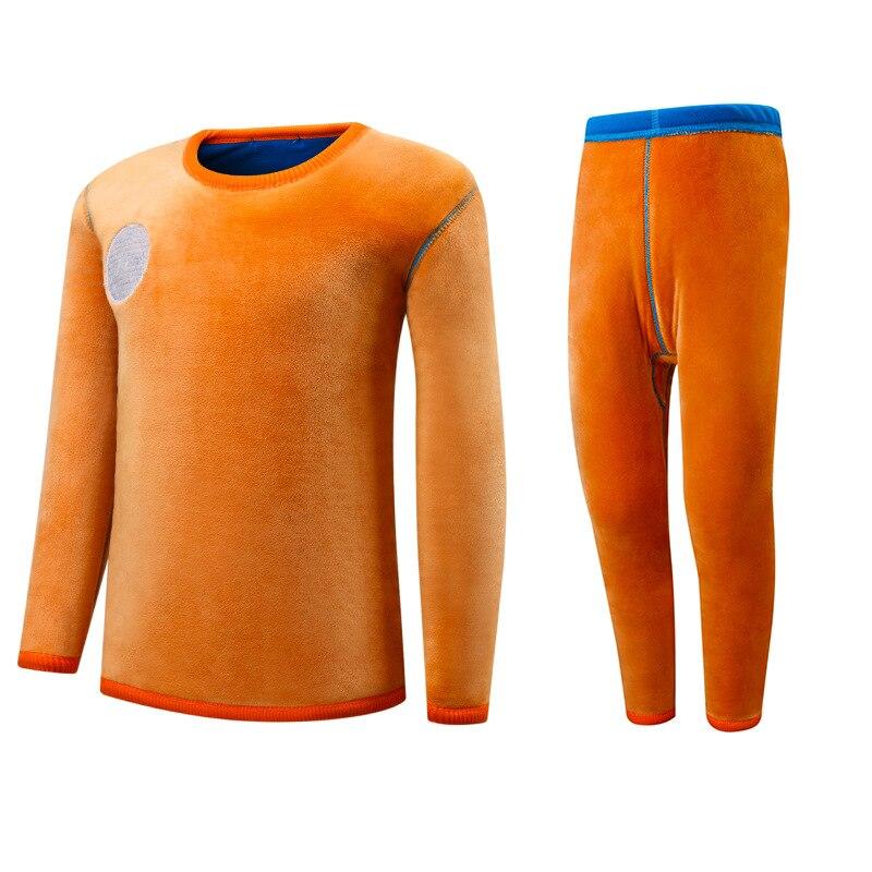 7c7ce0617907 Boys Girls Ultra Soft Fleece Lined Thermal Underwear 2 PC Sets Long ...