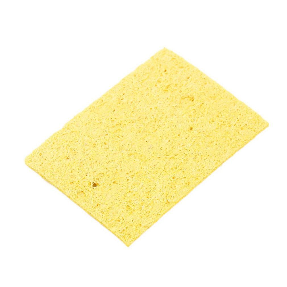 O 10 Buah Ujung Besi Solder Menyolder Pengelasan Membersihkan Spons Stand Bulat Dudukan Tempat Naruh Sol 20 Pcs Welding Cleaning Sponge Aeproductgetsubject