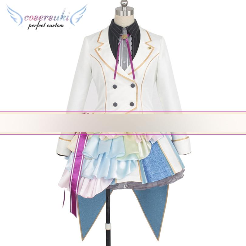ZOMBIE LAND SAGA Yamada Tae Cosplay Costumes Clothes , Perfect Custom for You !(China)