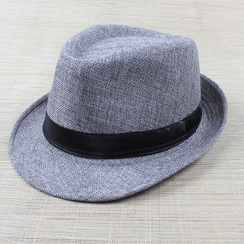 Unisex Hats Women Hat Men Gangster Summer Beach Cap H7
