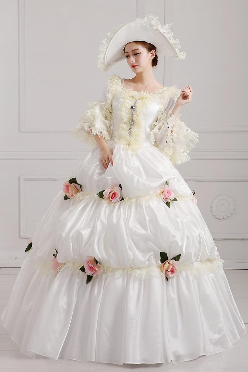 Medieval Renaissance Court Queen Victorian Ball Dress Medieval ...