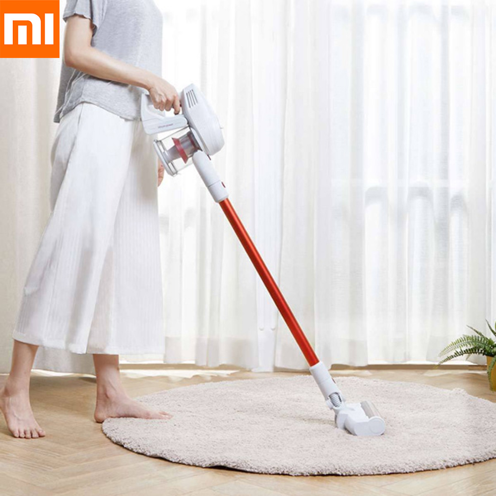 New 100000rpm Xiaomi Vacuum Cleaner JIMMY JV51 Handheld Wireless Strong Suction Vacuum Dust Cleaner Low Noise From Xiaomi Youpin wire