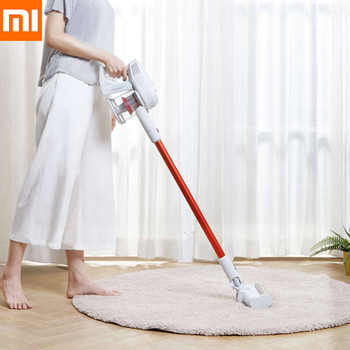 New 100000rpm Xiaomi Vacuum Cleaner JIMMY JV51 Handheld Wireless Strong Suction Vacuum Dust Cleaner Low Noise From Xiaomi Youpin - DISCOUNT ITEM  25% OFF All Category