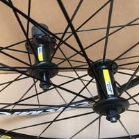 2017 High Quality HOT Sale 700C Alloy V Brake Wheels Bmx Road Bicycle Wheel Aluminium Road
