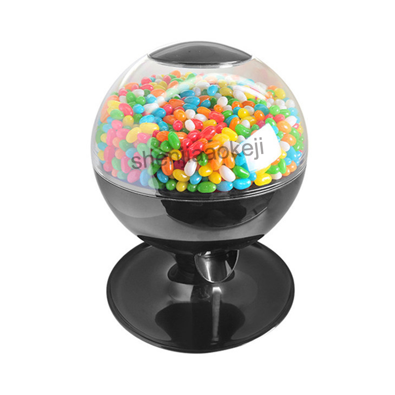 Mini Bubble Gum Machine Automatic Candy Dispenser infrared induction Candy Machine Gumball Machine great for home /gift /office great spaces home extensions лучшие пристройки к дому