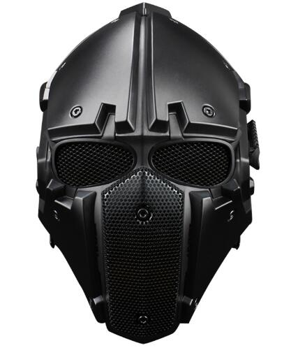 WoSporT NEW Breathe Free Tactical OBSIDIAN GREEN GOBL TERMINATOR Cycling Helmet Mask Plus Mask Hunting Paintball Military airsoft adults cs field game skeleton warrior skull paintball mask