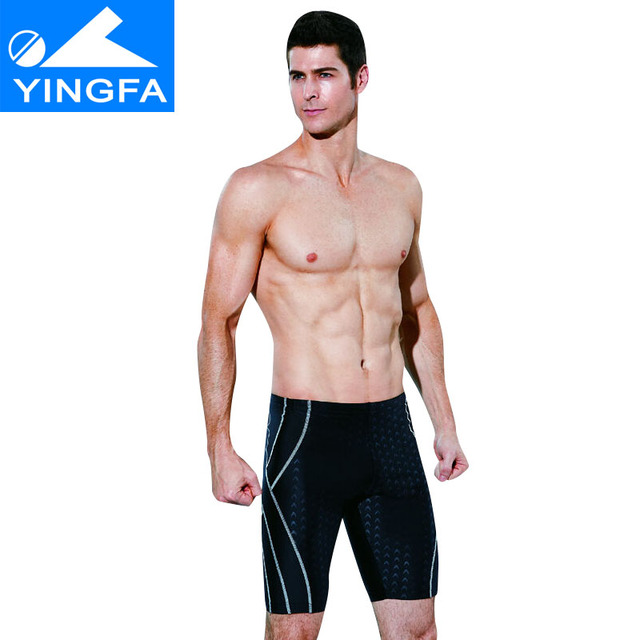 811d54304c Yingfa Racing Swimwear Men Swimsuit Boy Swim Shorts Mens Swim Briefs Men's  Swimming Trunks For Bathing Shorts For Men Swimsuits