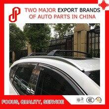 1 Pair Load goods screw install Aluminium alloy roof rack rail cross bar for Mazda CX-5 CX5 2017 2018 17 18 все цены