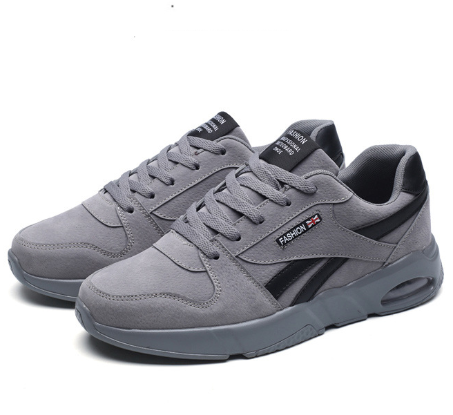 AIR Running Shoes for Men Sport Shoes Waterproof Cushioning Rubber Non-slip Men Sneakers Outdoor Camping Trainer Jogging Shoes