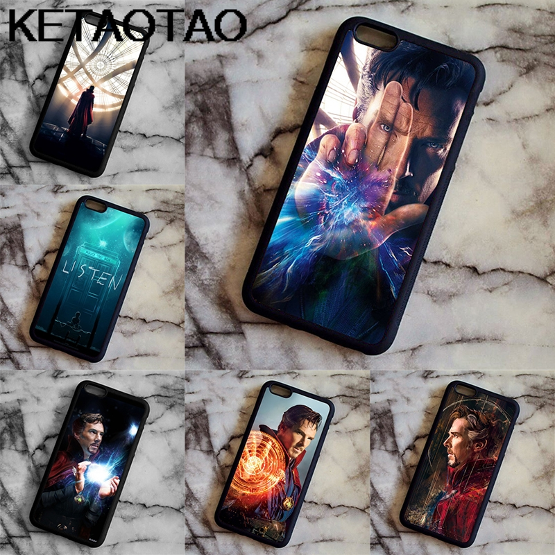 Ketaotao Doctor Strange Marvel Dc Phone Cases For Samsung S3 S4 S5 S6 S7 S8 S9 Plus Note 3 4 5 7 8 Case Soft Tpu Rubber Silicone To Have Both The Quality Of Tenacity And Hardness Phone Bags & Cases Cellphones & Telecommunications
