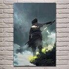 Canvas Hd Print Pain...