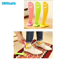 2016 latest smiley shoehorn mention shoes shoehorn shoehorn with stand creative shoesZ29001