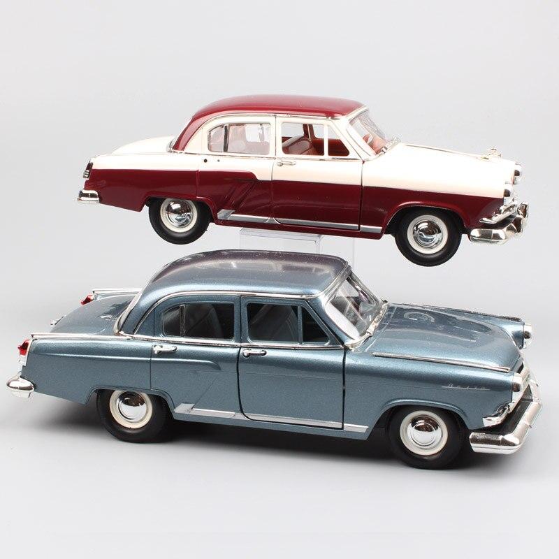 1/24 skala Russland UDSSR Gorkovsky Gorky GAZ M21 Volga 1957 luxus vintage automobil metall druckguss modell miniatur auto spielzeug kinder