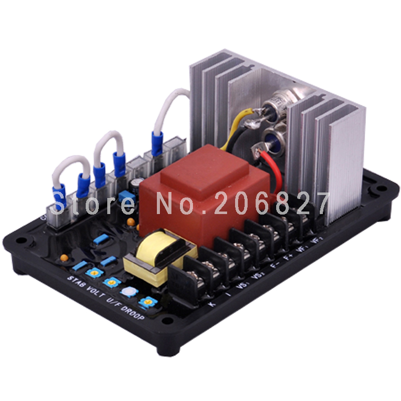 EA15A AVR solid Thai also means generator regulator AVR gcu 20 generator control unit solid thai also means kutai generator control unit