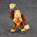 16cm New DONKEY KONG 1piece 6'' SUPER MARIO BROS PVC FIGURE TOY Action Figure Free Shipping Retail