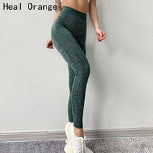 Quick Dry Seamless Gym Leggings Yoga Women Sports Tights Woman Fitness Training Femme Clothing