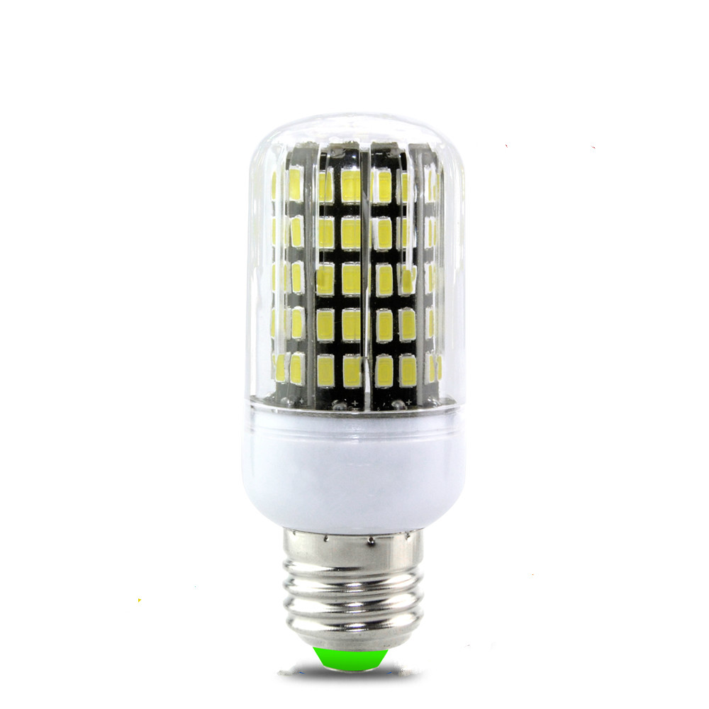 ac220v smd5733 e27 led corn bulb lamp real 3w 4w 5w 7w 8w 10w replace incandescent led lights. Black Bedroom Furniture Sets. Home Design Ideas