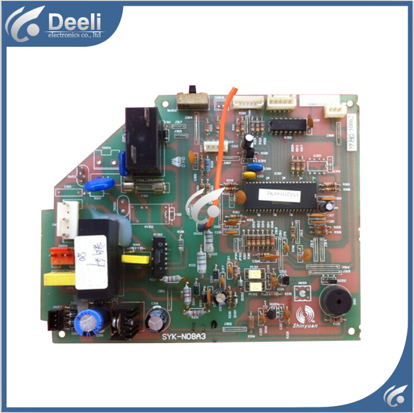 95% new for air conditioning board SYK-N08A3 50062 SYHC-50062 control board Computer board95% new for air conditioning board SYK-N08A3 50062 SYHC-50062 control board Computer board