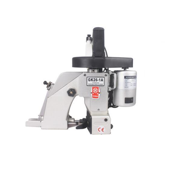GK26 1A Портативный электрический швейная машина сшиватель для мешка для тканых мешков