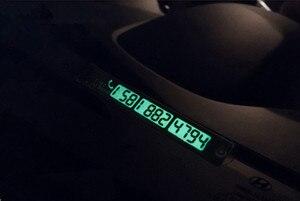 Image 2 - כרטיס חניה זמני זוהר טלפון מספר כרטיס לאדה Priora סדאן ספורט קלה Granta סטה X Ray XRay