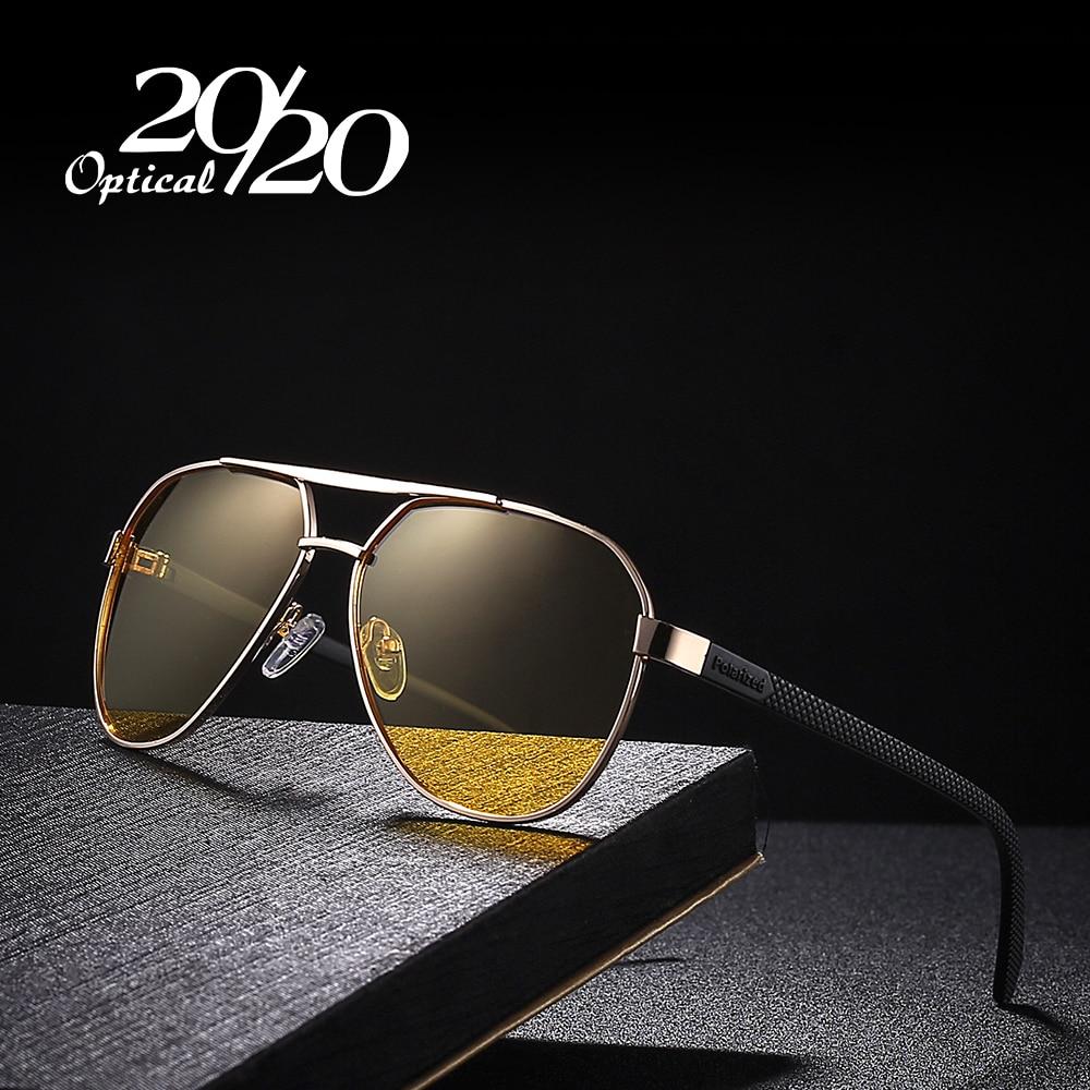 20/20 Marke Männer Sonnenbrille Polarisierte Männer Beschichtung Aluminium Sonnenbrille Oculos Männlichen Brillen Zubehör Für Männer Pz5008 Aromatischer Charakter Und Angenehmer Geschmack