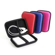 """1 шт. портативный 2,"""" внешний USB жесткий диск чехол для переноски сумка для ПК ноутбука Прямая поставка высокое качество"""