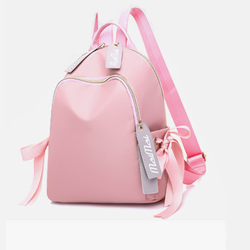 Female Korean Harajuku Women Backpacks High School Student Campus Backpack Simple And Elegant Youth Travel Backpack