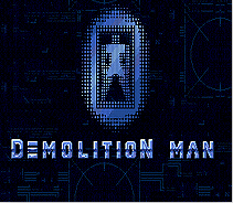 Demolition Man 16 bit MD Game Card For Sega Mega Drive For SEGA Genesis
