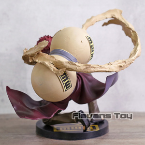 Image 4 - Anime Naruto Shippuden Sand Hidden Village Gaara 5Th Generation Kazekage GEM PVC Action Figure Collectible Model Toy