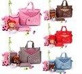 Multifunctional Nappy Mummy Bag Maternity Handbag Diaper Bags baby Tote Organizer 5 Colors bolsas de bebe maternidade