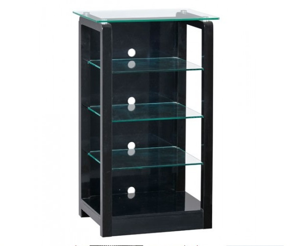 hifi rack glas beautiful hifi furniture milan hifi. Black Bedroom Furniture Sets. Home Design Ideas