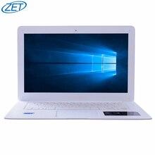 ZET 8GB Ram+120GB SSD+500GB HDD Windows 10 Ultrathin Quad Core J1900 Fast Boot Multi-language Laptop Notebook Netbook Computer