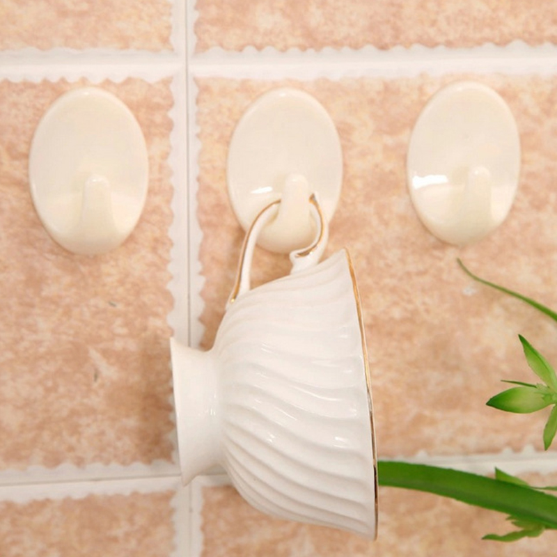 kitchen strong suction cup hooks debris vacuum adsorption trace super waterproof free nail kt0779
