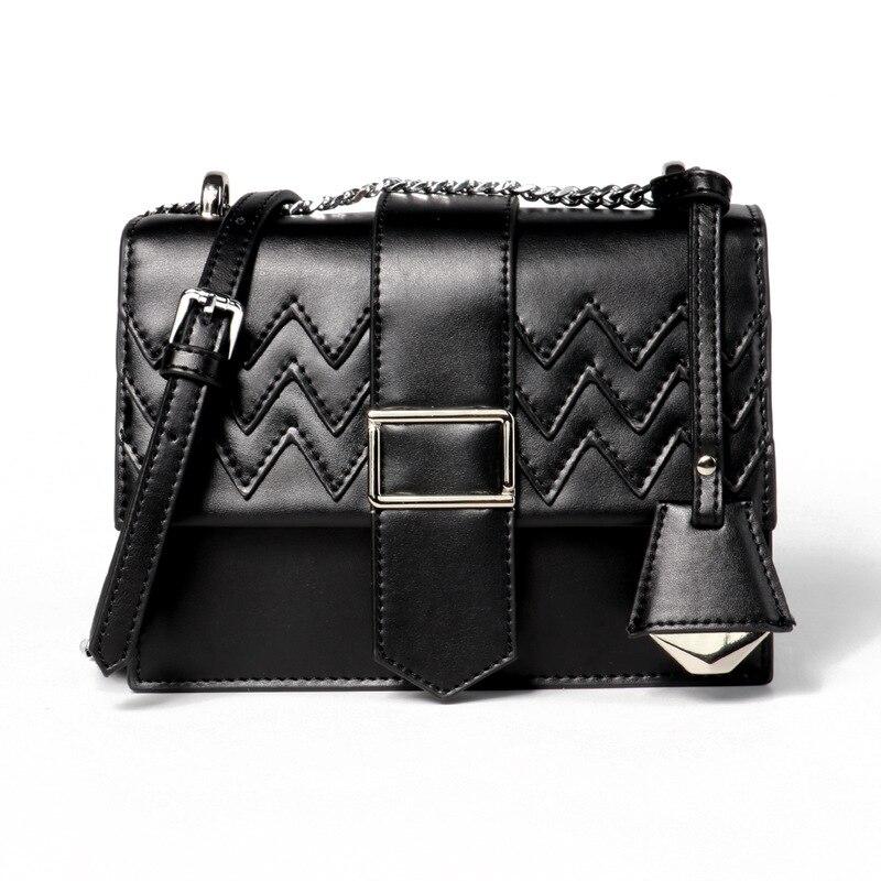 2018 Luxury Handbags Women Bags Designer Messenger Shoulder Bag Brand Ladies Crossbody Leather Bags Tote Bag