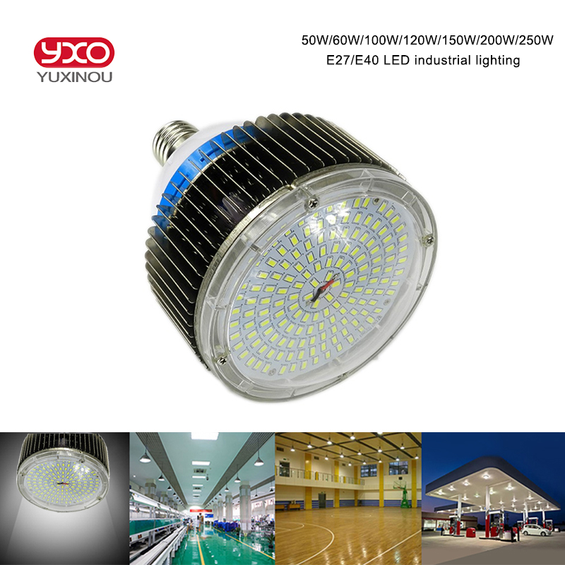 50W 100W 150W LED High Bay industrial light factory Lighting LED Lamp For School/Meeting room/Shop/Restaurant Lighting high quality high power cob led industrial light led high bay light 100w used for sports centres