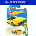 2016 Hot Wheels 072 Металл Diecast Cars Коллекция Дети Toys Автомобиля Для Детей Juguetes