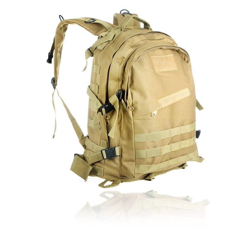 Prix pour Extérieure Molle Tactique Militaire Sac À Dos Sac À Dos Camping Voyages Randonnée Trekking Sac 40L Bronzages