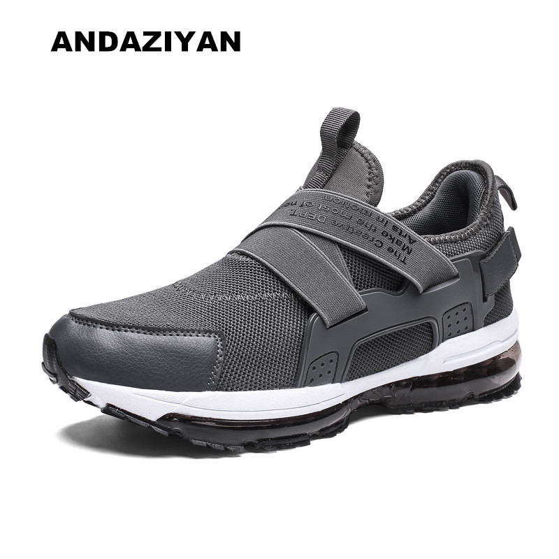 2019 Brand Men casual shoes Air Cushioning Shoes Breathable Full Palm Low Top  Training zapatillas hombre2019 Brand Men casual shoes Air Cushioning Shoes Breathable Full Palm Low Top  Training zapatillas hombre