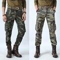 2016 Аутдоринг тактический военный черный брюки-карго мужские sweatpant активная работа брюк повседневная одежда комбинезоны мужские брюки