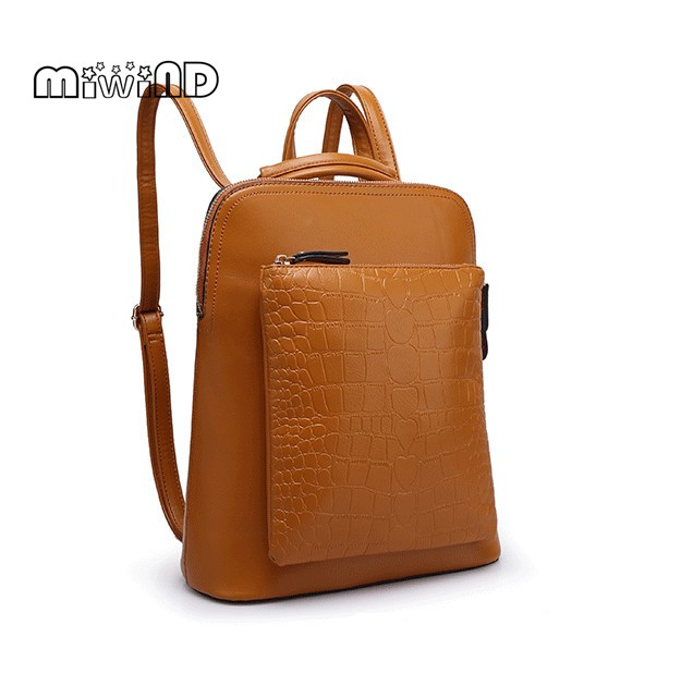 MIWIND New Backpack Women School Bags for Teenagers Mochila Feminina Women Bag Free Shipping Leather Bags Women Leather Backpack miwind new backpack women school bags for teenagers mochila feminina women bag free shipping leather bags women leather backpack