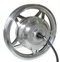 12 inch 250 W 24 V elektrische wiel motor  elektrische hub motor  elektrische wielnaaf motor. elektrische voorwiel motor
