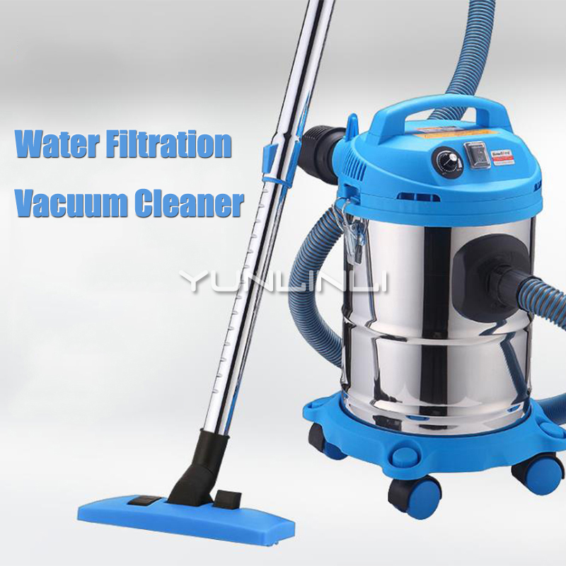 Water Filter Vacuum Cleaner Household Small Hand Held