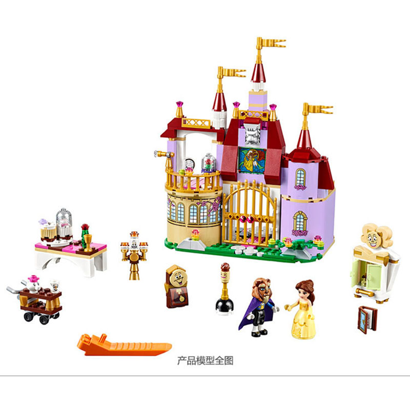 Pogo Gifts BL10565 Menina Ambulance Fairy Princess Elves Girls Friends Building Blocks Bricks Toys Compatible Legoe 2018 new girl friends fairy elves dragon building blocks kit brick toys compatible legoes kid gift fairy elves girls birthday