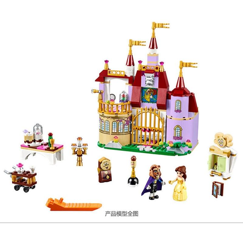 Pogo Lepin BL10565 Menina Ambulance Fairy Princess Elves Girls Friends Building Blocks Bricks Toys Compatible Legoe lele 79222 friend 330pcs elves azari the magical bakery girls building blocks bricks princess fairy toys gift compatible 41074