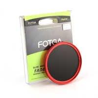 FOTGA Ultra Slim ND Filter 40.5mm Fader Variable Neutral Density Filter ND2 ND8 ND400