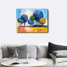 Laeacco Decorative Graffiti Abstract Canvas Painting Wall Artworkwork Decor For Wedding Home Decoration Accessories Photo Album