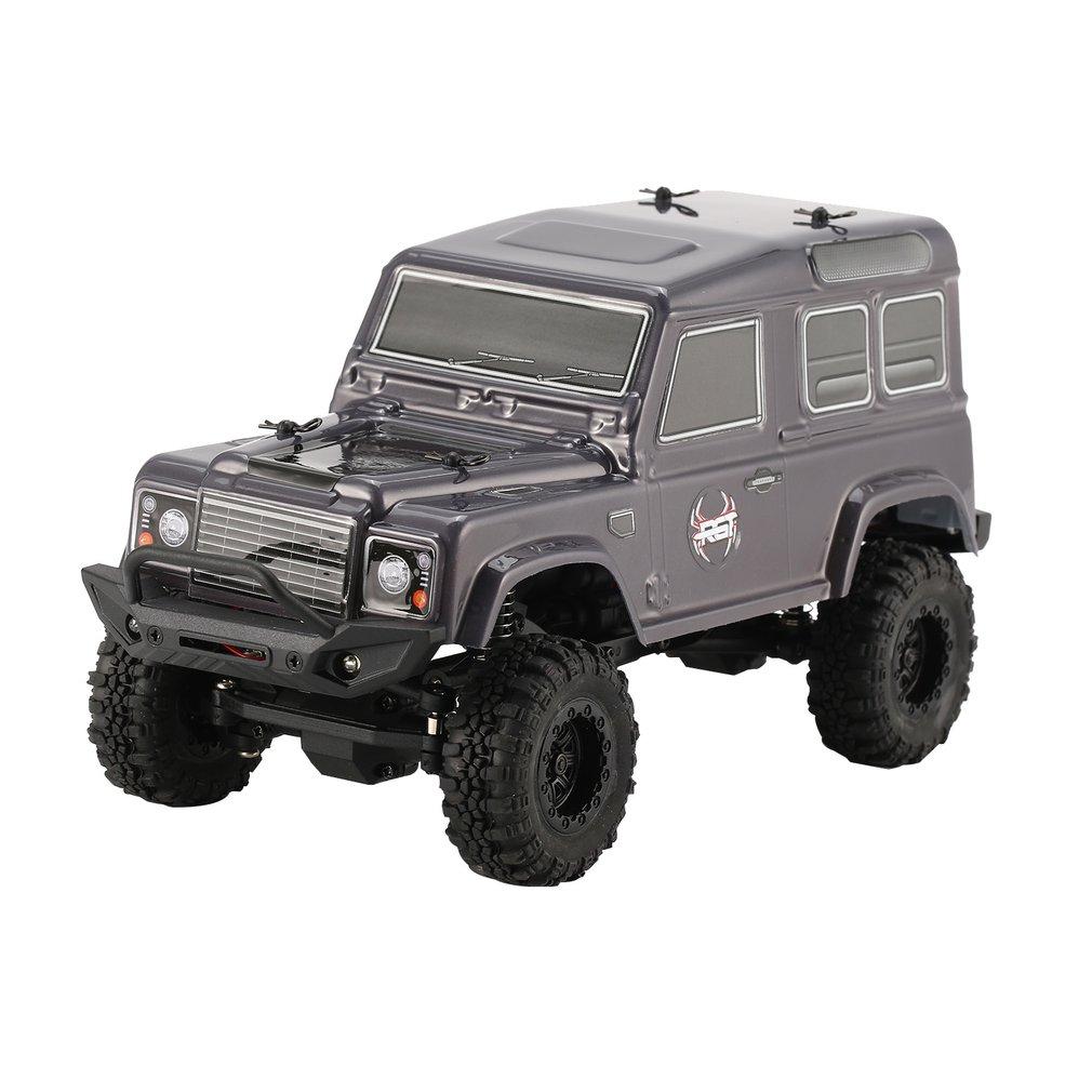 RGT 136240-D90 1/24 2.4 Ghz télécommande chenille électrique Simulation RC haute vitesse tout-terrain véhicule camion voiture jouet pour enfants cadeau