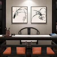 New China Living Room Decoration Painting Restaurant Wall Hanging Portrait Bedroom Modern Minimalist Home Decoration Products