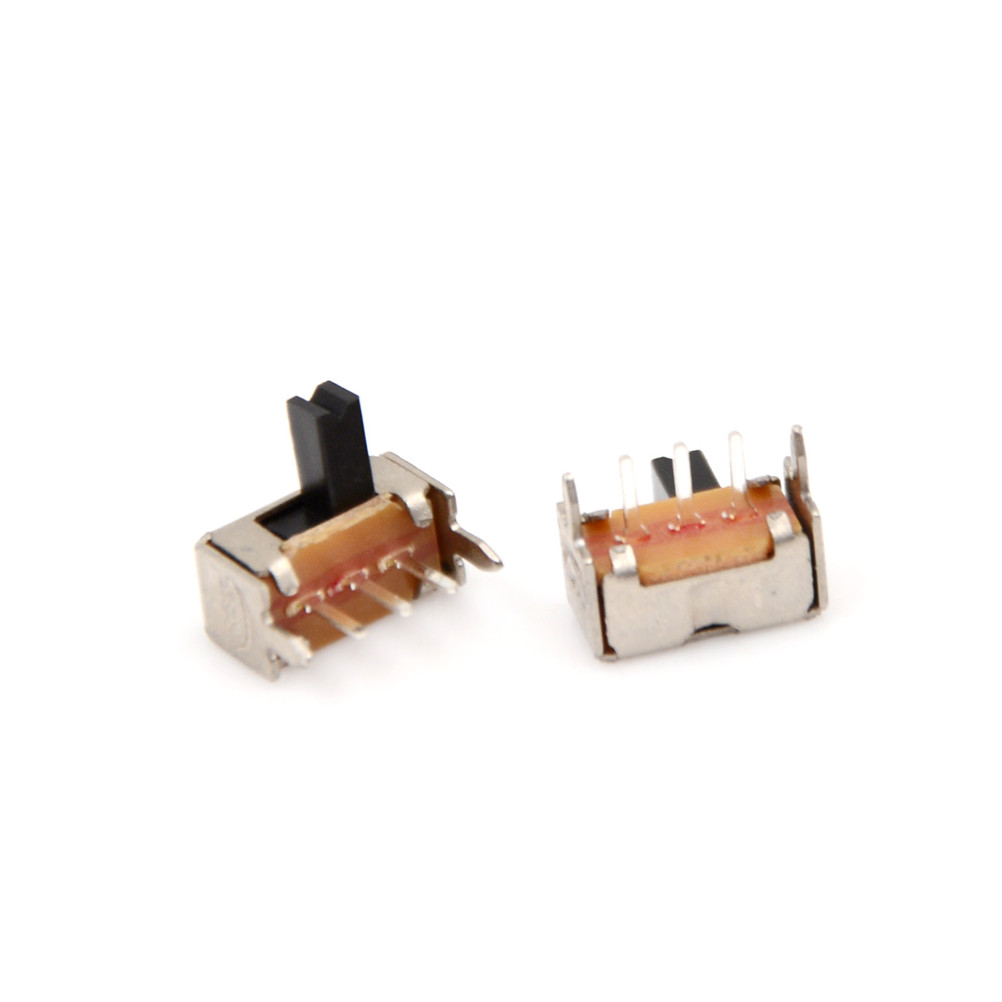 Image 2 - 10PCS Wholesale Toggle Switch SK12D07VG3 Stents Small Toggle Switch/3 Mm High Miniature Slide Switch Side Knob-in Switches from Lights & Lighting